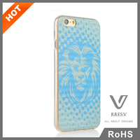 Jules.V brand high quality 3D series Blank Sublimation printing Phone Case 3D mobile phone cover for iphone 6
