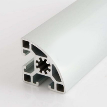 Extruded Aluminum for industrial automation machine system