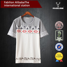 Online shopping india wholesale short sleeve o neck t-shirt men