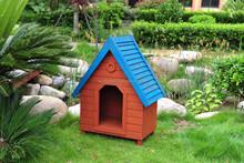 WOODEN DOG HOUSE, PET HOUSE WOOD ALS-6106