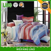 2014 gymnastic bedding set/nude bedding sets/stitching bed sheet