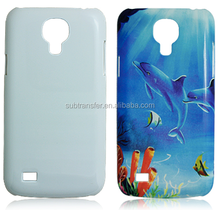Good quality blank 3D customized sublimation mobile phone case for S4 mini