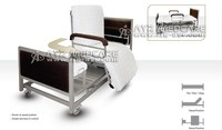 Hi-Low Rotation home care Bed
