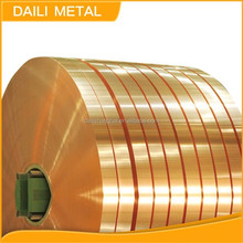 china supplier ASTM standard price per kg used for transformers soft 1/2 hard rolled thin copper strip