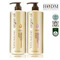 Ingredientes a base de plantas de tratamiento de la humedad del cabello champú para el cabello aceite de argán marcas nutritivas