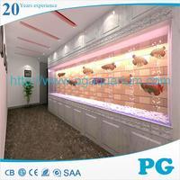 PG hot sale 3d background for aquariums