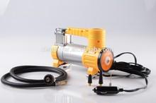 Tire Inflator-12V Car Portable Air Compressor w/ LED light