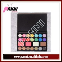 25 color Eyeshadow and Blush Palette Kit /21 color eyeshadpw +4 color blusher