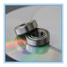 Sealed Type Chrome Steel 8x28x9mm 638ZZ Ball Bearing