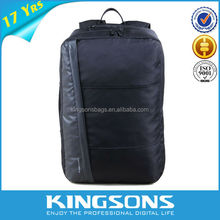 "Hot Selling Crinkle Nylon Hidden Compartment Backpack,15.6"" Laptop Bags Backpacks"