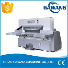 High Quality Program Control Double Hydraulic Double Guide Paper Cutter