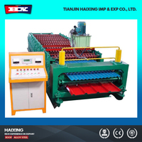 2015 new design popular clip lock profile roll forming machine/structural standing seam roof panel roll forming machine