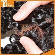 Grade 6A Mongolian Afro Tight Curl Human Virgin Hair 4*4 Free Parting Curly Silk Base Closure