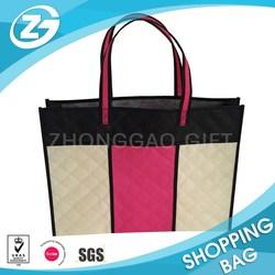 Promotional Foldable Custom Non Woven Bag/PP Nonwoven Bag/Non-woven Bag with Heat Transfer Printing