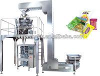 Factory price tea bag packaging machine for granule /chocolate/coffee beans