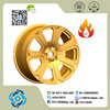 OEM Rotary forged of aluminum alloy wheel rim 20*9.5