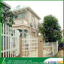 alibaba china new type pvc fence for garden lawn edging