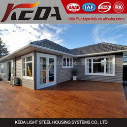 Garden shed prefabricated house for hot sale
