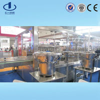 glass bottle iv fluids manufacturing machines