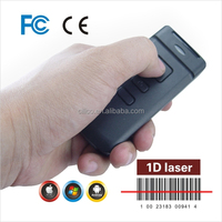 MINI Portable bluetooth barcode scanner,aireline bagage tag barcode scanner,bluetooth barcode scanner android/PC/IOS