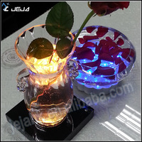 party supplies KR10 rechargeable crystal base with cord