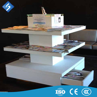 Merchandising Display Racks For Upscale Boutiques