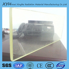 x-ray lead glass sheet