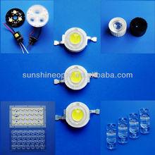 Bridgelux LED luz de los accesorios, accesorios de luz, Accesorios de Led