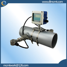 in line type ultrasonic water/oil/sea water flowmeter