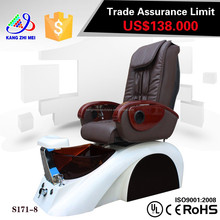 Spa foot chair/spa pedicure chair and nail supply/manicure pedicure spa massage chair KM-S171-7