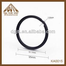 Moda professional 25 mm top venda split rings