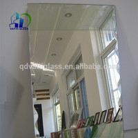 Single mirror one way glass mirror safety mirror with CE&ISO certificate