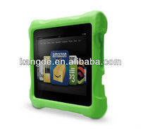 8 Kids Rugged Heavy Duty Silicone Tablet PC Case for T350/T355, High Quality Rugged Silicone Tablet T350 Case