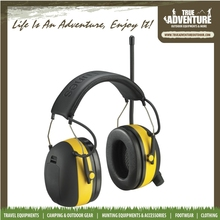 True Adventure TC-N020 MP3 Compatible with AM/FM Tuner Hearing Protector Military Earmuff