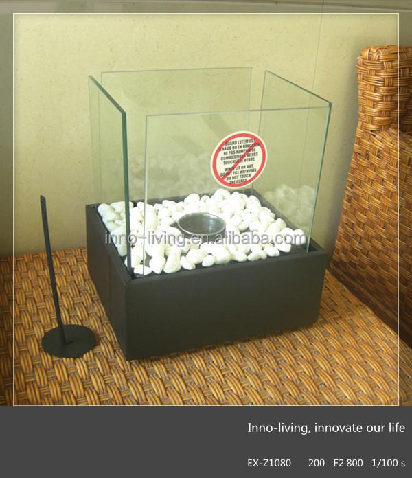 Foyer Electrique Long : Face foyer �lectrique avec t�l�commande chemin�e id de