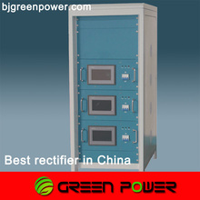 IGBT type switch mode alloy anode and cathode anodizing rectifiers 300v 150a