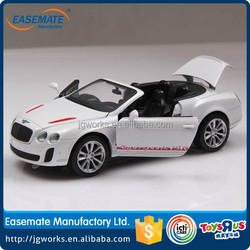 1:24 alloy GT Supersport ISR convertible diecast model car