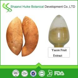 Factory Bulk Supply Yacon fruit extract