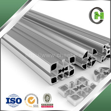 6000 Series Anodized High Cost Effective LED Aluminum Profile for LED Shades Used