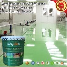 Maydos chemical resistant heavy duty liquid epoxy for warehouse concrete floor coating