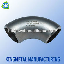 Forged Carbon Steel Pipe Fittings Elbow With Certificate