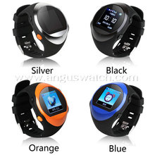 various color 2014 hot sell touch screen water proof smart watch with 3G card and various pedometer function