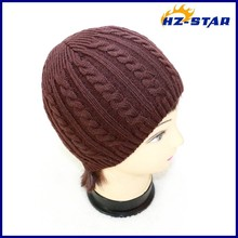 HZM-12099010 jacquard warm children fashion in yiwu free children hot!! fashion winter beanie knitting pattern childs well cap