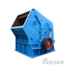 Shanghai Tarzan new design coal lump crushing machine for aggregate production plant