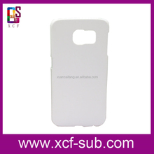For Samsung Galaxy S6 Promotion cell phone case 3d sublimation phone case For Samsung S6