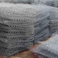 High Quality Hexagonal PVC coated Gabion Wire Mesh