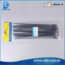Heat resistant releasable plastic cable tie manufacturer