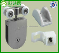 2015 Hot sell 16mm shower glass enclosed door rollers