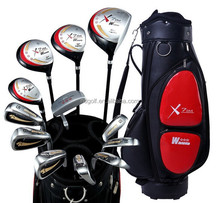 Man Golf Club Complete Set Titanium Head Complete Set