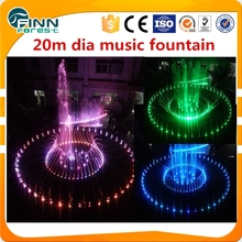shooting water fountains for garden stone decoration